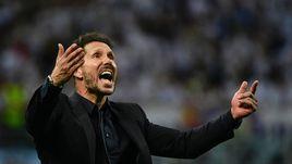 """Главное достижение """"Атлетико"""" в нынешнем сезоне: Диего Симеоне никуда не ушел."""