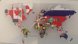Рекомендации ОКР для перелета Москва - Рио-де-Жанейро.