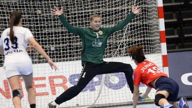Анна СЕДОЙКИНА (№1). Фото Reuters