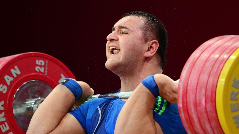 Двукратный чемпион мира Руслан АЛБЕГОВ. Фото REUTERS