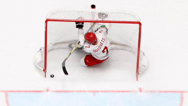 Кирилл ГОТОВЕЦ продолжит карьеру в КХЛ. Фото Reuters