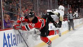 Антон ВОЛЧЕНКОВ (№28) возвращается из НХЛ в КХЛ.