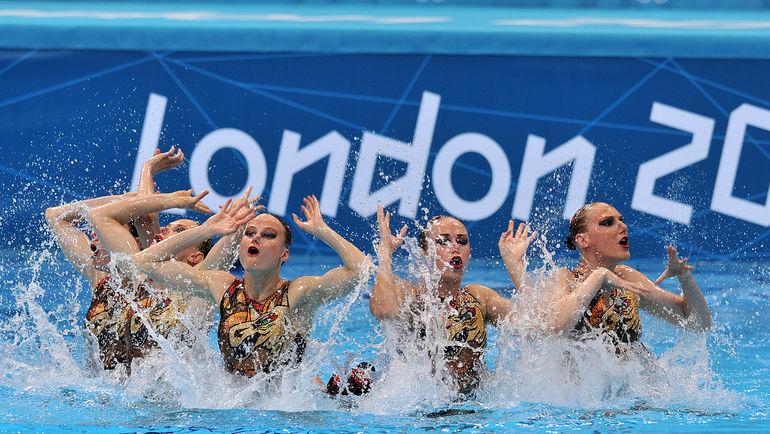 """По сравнению с Лондонов-2012 медальные перспективы России куда скромнее. Фото Алексей ИВАНОВ, """"СЭ"""""""