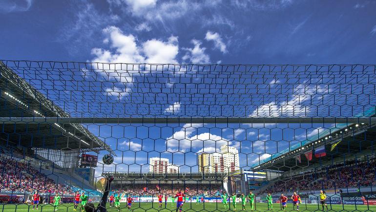 Хорошо ли ты знаешь наш футбол? Фото Антон СЕРГИЕНКО