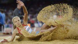 Дарья КЛИШИНА станет единственной россиянкой, представляющей отечественную легкую атлетику на Играх в Рио.