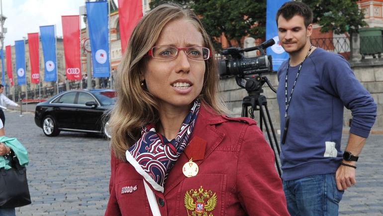 Ольга КАНИСЬКИНА. Фото Татьяна ДОРОГУТИНА