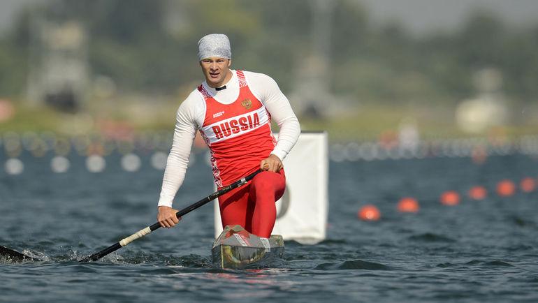 Август 2012 года. Олимпийские игры  в Лондоне. Иван ШТЫЛЬ. Фото AFP