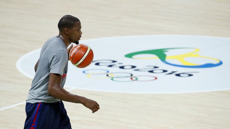 Кевин ДЮРАНТ. Фото Reuters