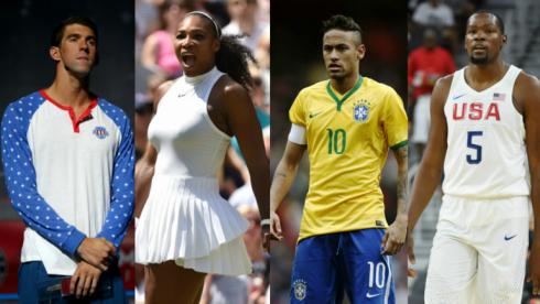 10 иностранных звезд Рио. Версия
