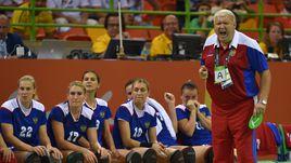 Сегодня. Рио-де-Жанейро. Россия – Корея – 30:25. Евгений ТРЕФИЛОВ и его команда.