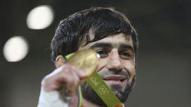 Сегодня. Рио-де-Жанейро. Беслан МУДРАНОВ - - олимпийский чемпион!