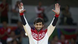 Суббота. Рио-де-Жанейро. Беслан МУДРАНОВ - олимпийский чемпион.