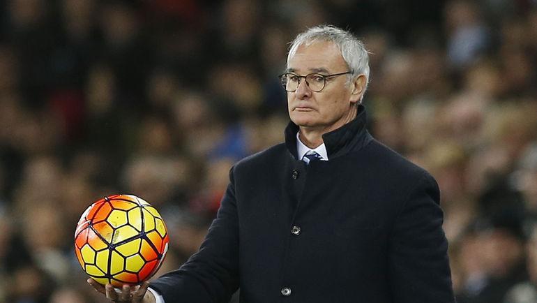 """Лестер"" – ""Манчестер Юнайтед"". Фото Reuters"