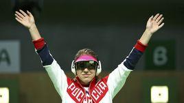 Бацарашкина завоевала серебро Олимпиады