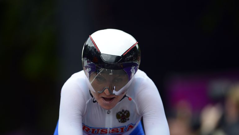 Ольга ЗАБЕЛИНСКАЯ. Фото AFP