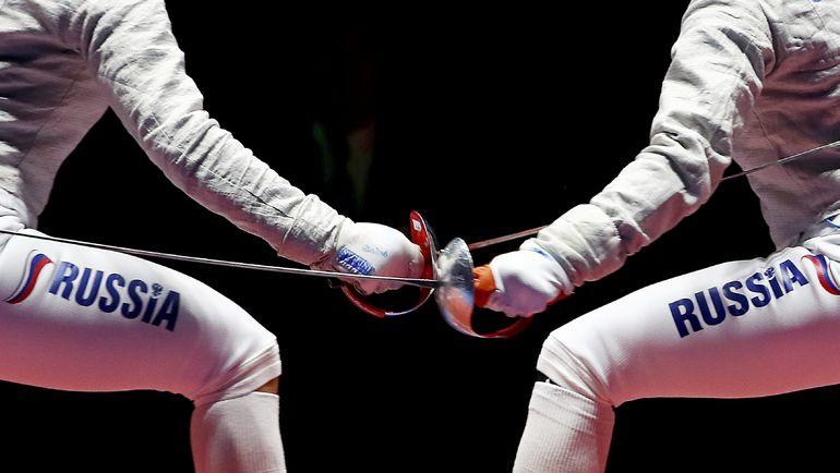 Cегодня. Рио-де-Жанейро. Яна ЕГОРЯН и Софья ВЕЛИКАЯ. Фото REUTERS