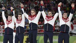 Великий серебряный путь  российских гимнастов