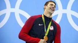 Колонка Лозы об Олимпиаде.  Фелпс недоволен Ефимовой?  Надо ему напомнить про марихуану