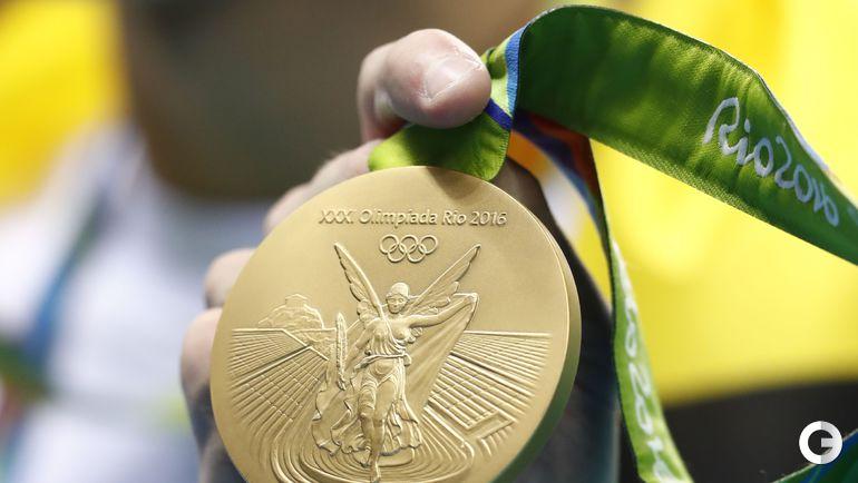 Среда. Рио-де-Жанейро. Золотая медаль.