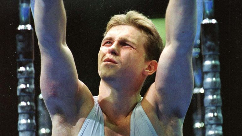 1996 год. Виталий ЩЕРБО. Фото REUTERS