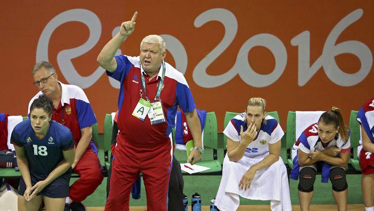 Евгений ТРЕФИЛОВ. Фото REUTERS