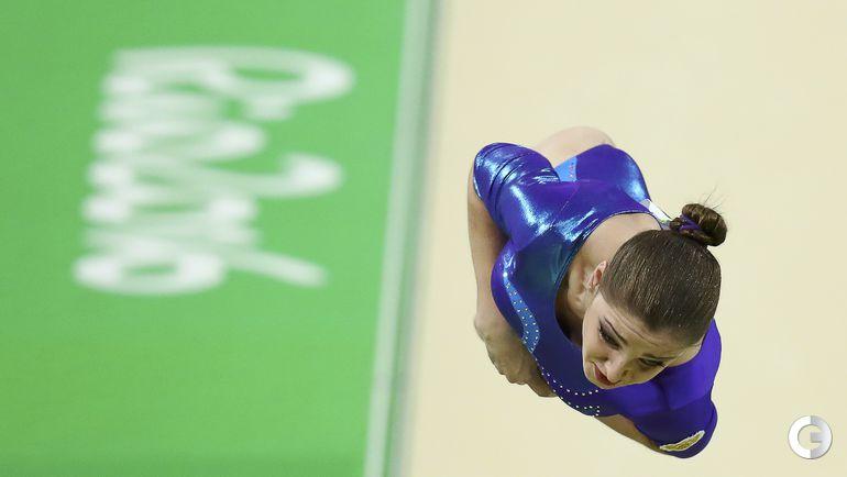 Четверг. Рио-де-Жанейро. Алия МУСТАФИНА завоевала бронзу в личном многоборье.