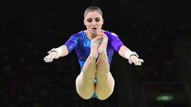 Четверг. Рио-де-Жанейро. Алия МУСТАФИНА стала третьей в личном многоборье.