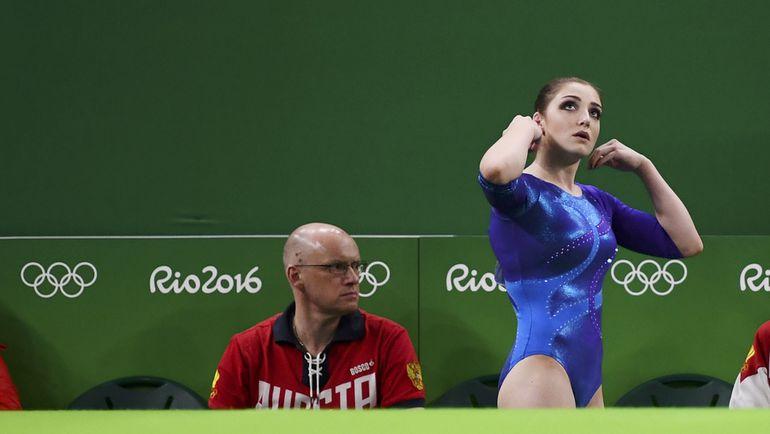 Алия МУСТАФИНА. Фото REUTERS