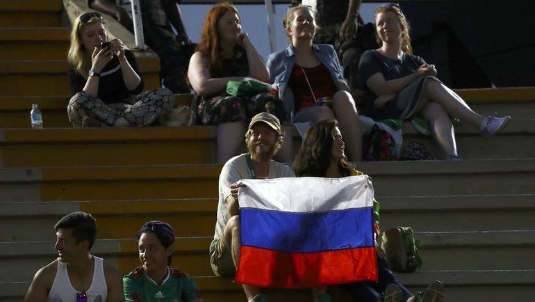 Российские болельщики. Фото Reuters