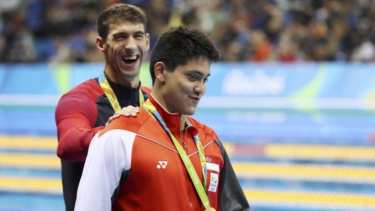 Сингапурский пловец Джозеф СКУЛИНГ отобрал золото в заплыве баттерфляем на 100 м у самого Майкла ФЕЛПСА, а город-государство впервые обзавелся олимпийским чемпионом.
