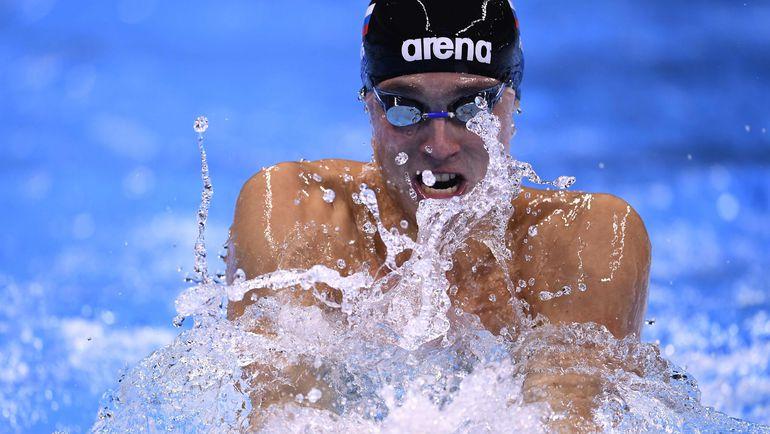 Антон ЧУПКОВ. Фото AFP