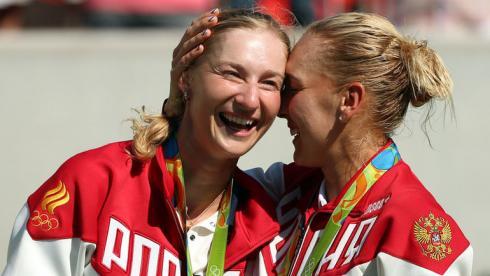 Елена Веснина и Екатерина Макарова: