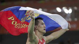 Ермак Тимофеевич Власов. У России девятое золото Олимпиады