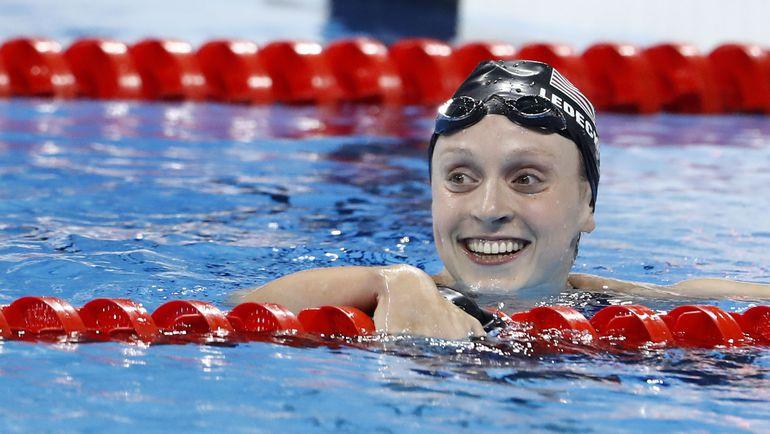 Кэти ЛЕДЕКИ. Фото REUTERS