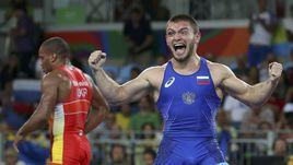 Такому Давиту не страшен даже Голиаф!  Чакветадзе принес России десятое золото Рио