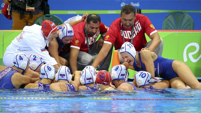 Россиянки смогли одержать победу, когда их списали со счетов. Фото REUTERS