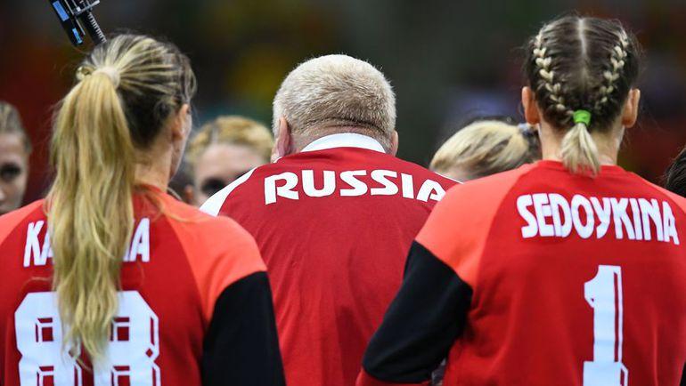 В четвертьфинале Игр россиянкам предстоит сыграть с Анголой. Фото AFP