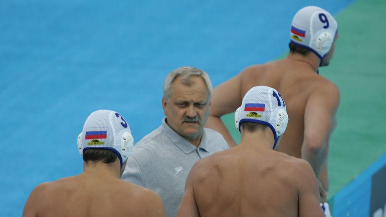 Александр КАБАНОВ. Фото Александр ВИЛЬФ