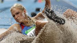 Вторник. Рио-де-Жанейро. Дарья КЛИШИНА не потрясла результатом в квалификации, но уверенно вышла в финал.