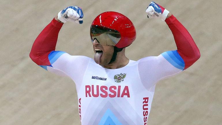 Денис ДМИТРИЕВ взял бронзу Игр в мужском спринте. Фото REUTERS