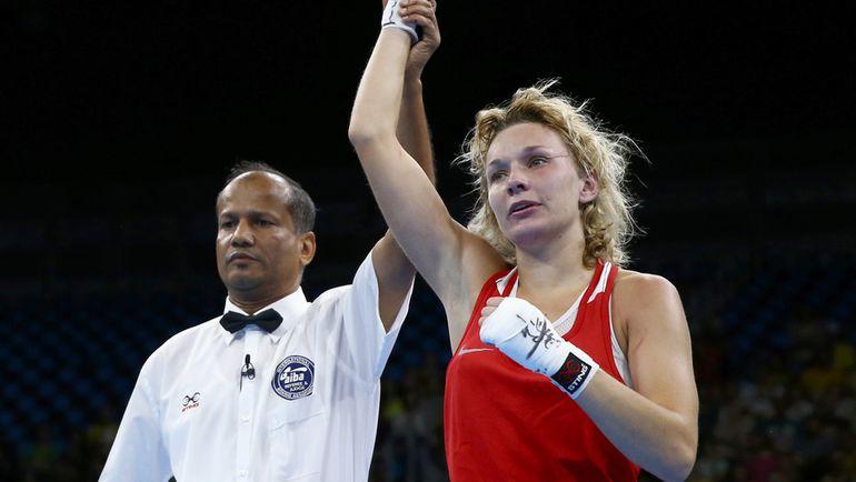 Анастасия БЕЛЯКОВА уже гарантировала себе как минимум бронзовую медаль Игр. Фото REUTERS