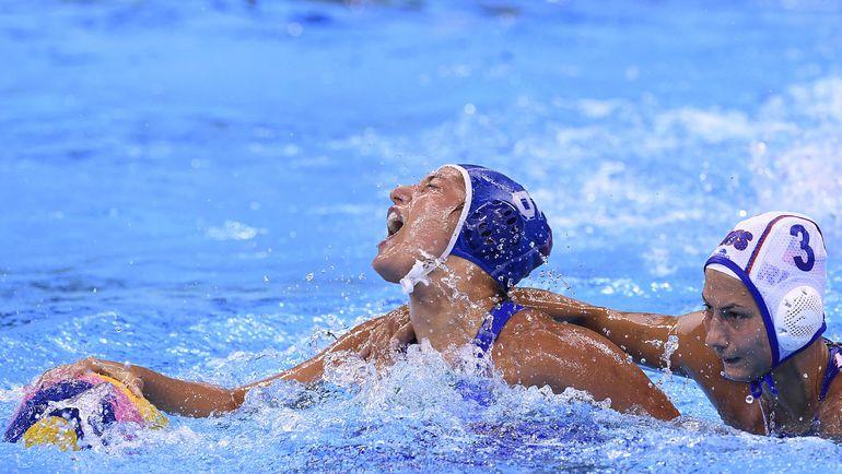 Сегодня. Рио-де-Жанейро. Россия – Италия – 9:12. Смогут ли россиянки взять медаль впервые с 2000 года? Фото REUTERS