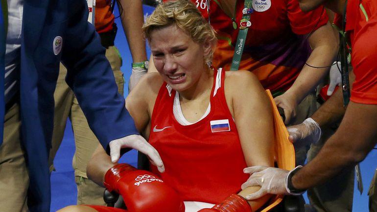Анастасия БЕЛЯКОВА. Фото REUTERS