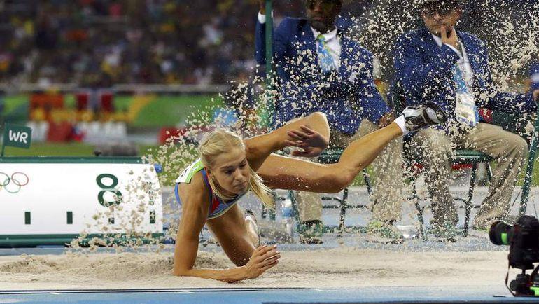 В итоге россиянка заняла лишь девятое место. Фото REUTERS