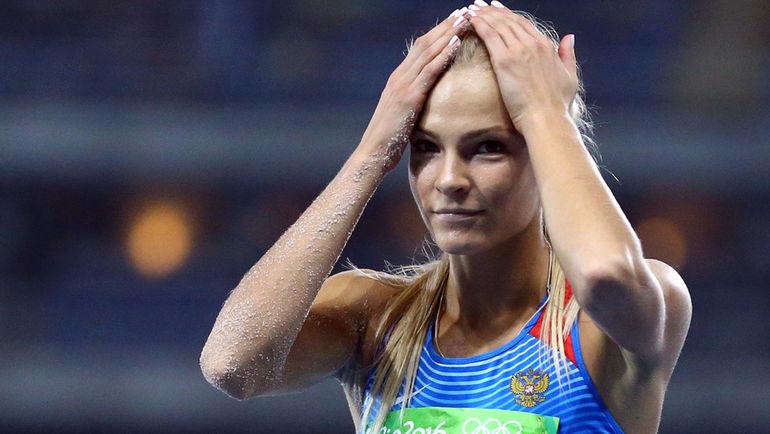 Среда. Рио-де-Жанейро. Дарья КЛИШИНА прыгнула мимо медалей. Фото REUTERS