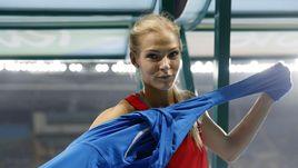 Среда. Рио-де-Жанейро. На Олимпиаде Дарья КЛИШИНА стала лишь девятой, но расстраиваться не собирается.
