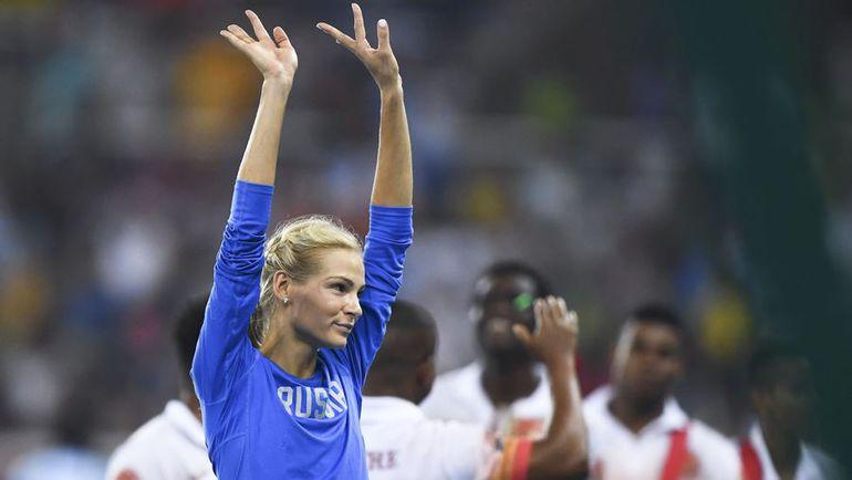 Среда. Рио-де-Жанейро. Тренер Дарьи КЛИШИНОЙ уверен, что в ее неудаче на Олимпиаде-2016 виноваты события с судом против ИААФ. Фото Reuters