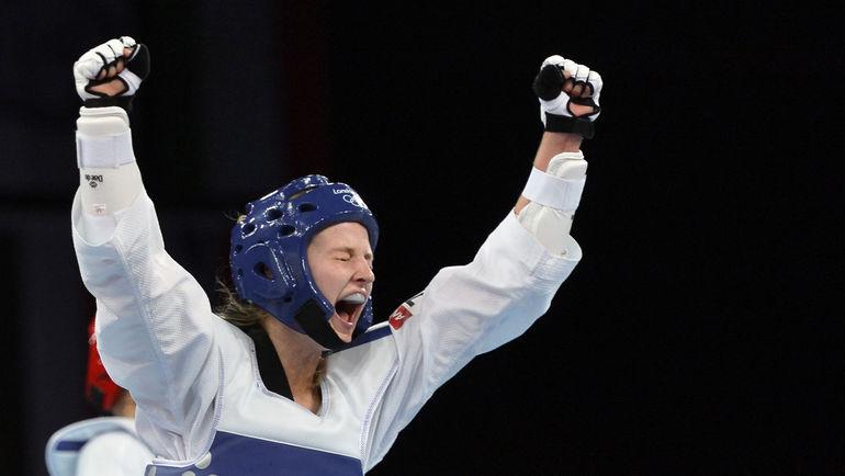 Анастасия БАРЫШНИКОВА. Фото AFP