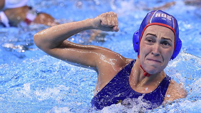 Екатерина ЛИСУНОВА. Фото AFP