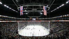 """2007 год. Лондон. """"Лос-Анджелес"""" - """"Анахайм"""" - 1:4. НХЛ неоднократно проводила в Лондоне выставочные матчи..."""